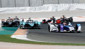 Maximilian Gunther, BMW I Andretti Motorsports, BMW iFE.20 James Calado, Jaguar Racing, Jaguar I-Type 4, Nico Müller, Dragon Racing, Penske EV-4