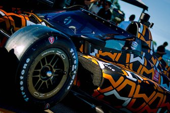 Patricio O'Ward, Arrow McLaren SP-Chevrolet