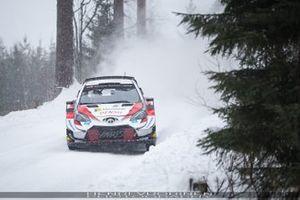 Яри-Матти Латвала, Юхо Хяннинен, Toyota Yaris WRC