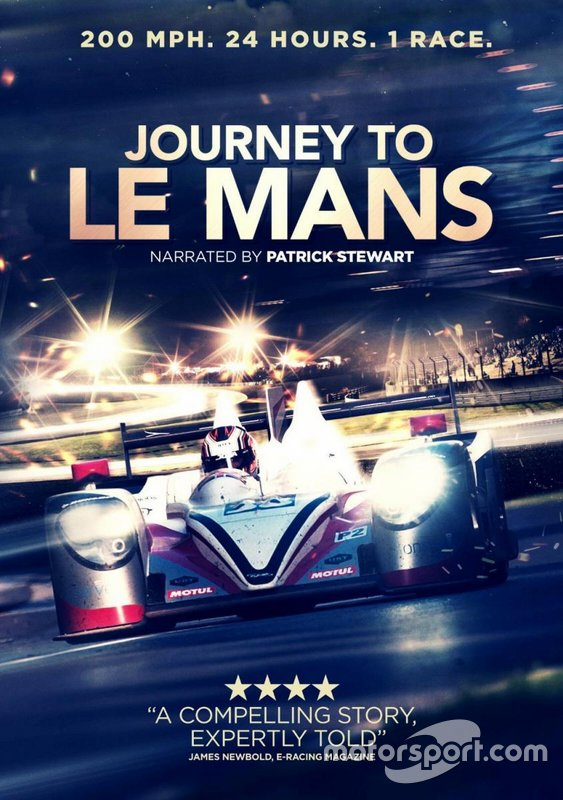 Jornada a Le Mans (Journey to Le Mans, 2014)