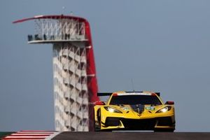 #63 Corvette Racing, Chevrolet Corvette C8.R - Jan Magnussen, Mike Rockenfeller