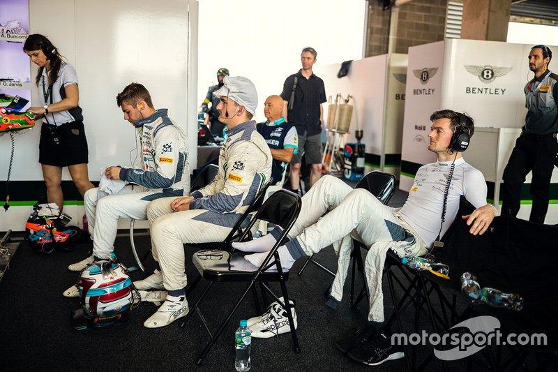 Sebastian Morris, Jordan Pepper, Bentley Team M-Sport