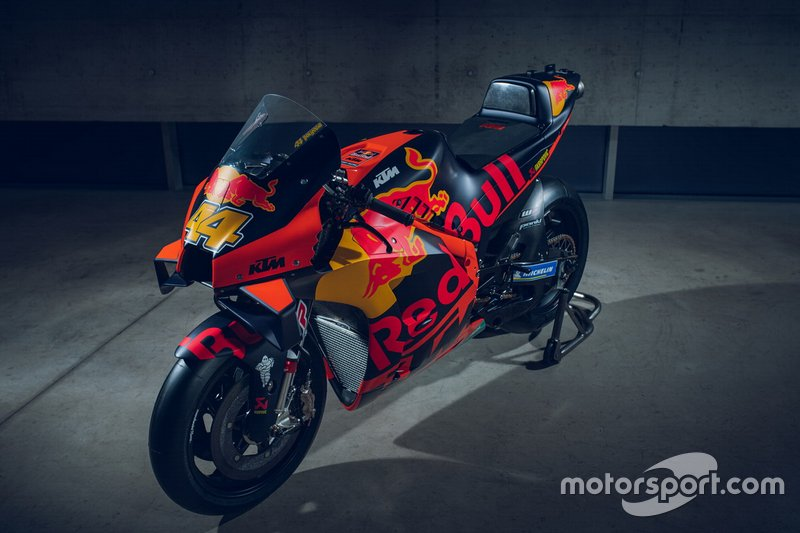 Moto de Pol Espargaro, Red Bull KTM Factory Racing
