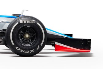 Detalles del Williams FW43
