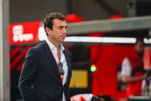 Alberto Longo, Deputy CEO, Chief Championship Officer of Formula E