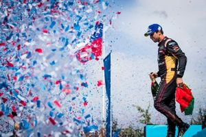 Podio: segundo lugar Antonio Felix da Costa, DS Techeetah
