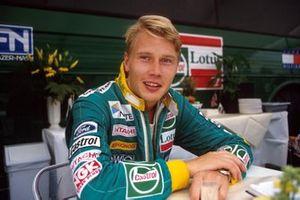 Mika Häkkinen, Lotus