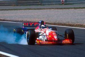 Taki Inoue, Footwork FA16 Hart, al GP del Portogallo del 1995