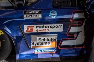 Corey LaJoie, Go FAS Racing, Ford Mustang RagingBull.com motorsport games decal