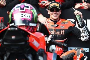 Terzo classificato Scott Redding, Aruba.it Racing Ducati