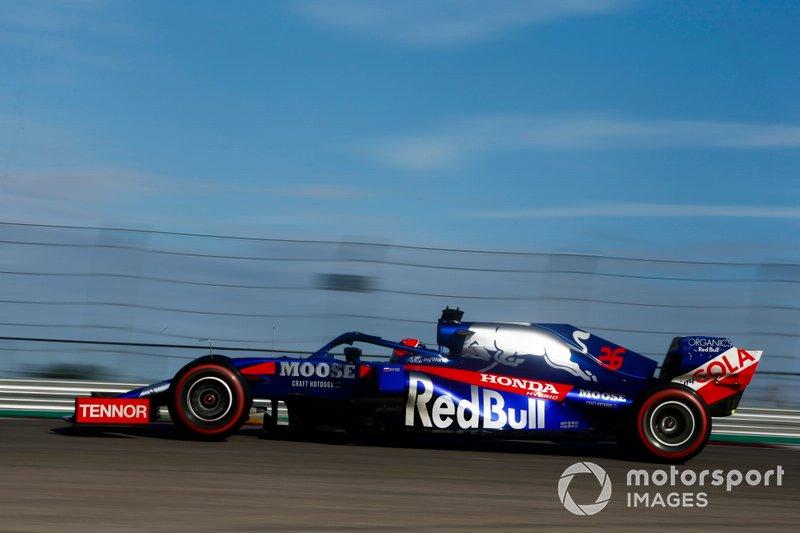 Даниил Квят, Scuderia Toro Rosso STR14