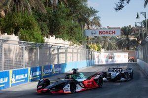 Lucas Di Grassi, Audi Sport ABT Schaeffler, Audi e-tron FE06 Nico Müller, GEOX Dragon, Penske EV-4