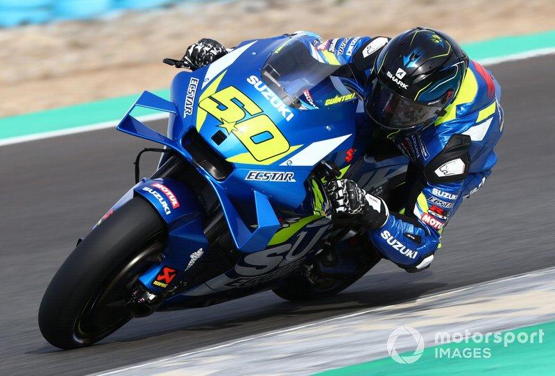 16º Sylvain Guintoli, Team Suzuki MotoGP - 1:38.962