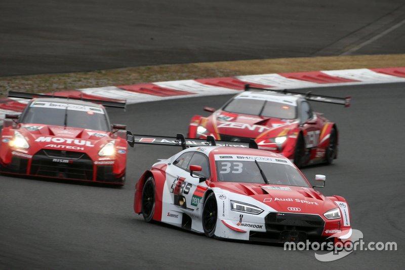 Rene Rast, Audi Sport Team Rosberg Audi RS5 DTM