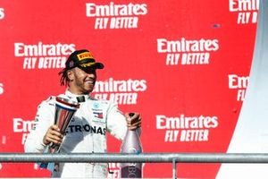 Wereldkampioen Lewis Hamilton, Mercedes AMG F1