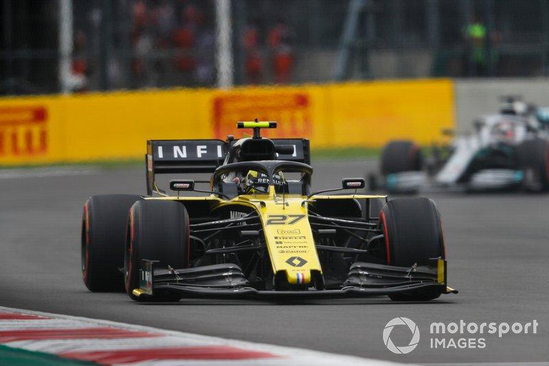 12: Nico Hulkenberg, Renault F1 Team R.S. 19, 1'16.885