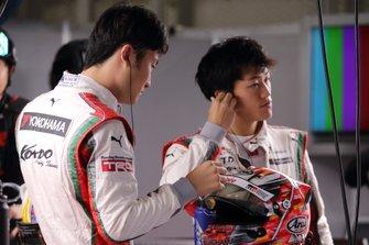 Yuji Kunimot, Kenta Yamashita, KONDO RACING
