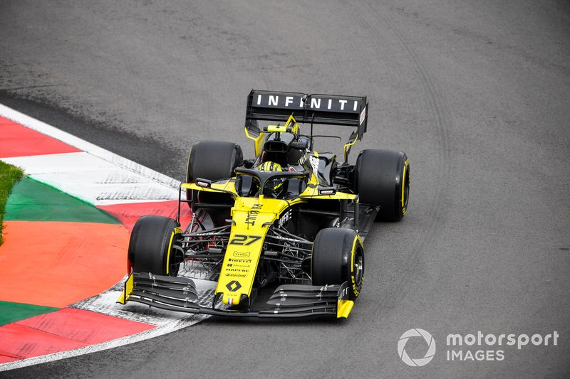 10 - Nico Hulkenberg, Renault F1 Team R.S. 19