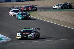 #89 Huracan Super Trofeo Evo, AGS Events: Nicolas Gomar, Gilles Vannelet