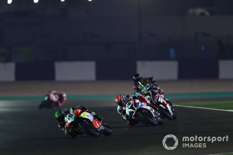 Eugene Laverty, Team Go Eleven, Tom Sykes, BMW Motorrad WorldSBK Team