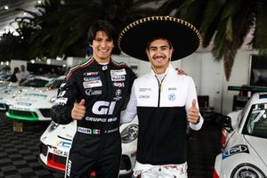 Ricardo Sanchez, MRS GT-Racing, Jaxon Evans, FACH AUTO TECH
