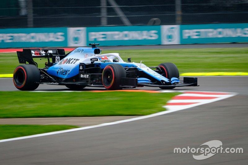2019: Williams FW42 (одно десятое место, 10-е место в КК)