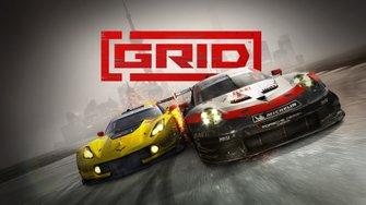 Скриншот игры GRiD