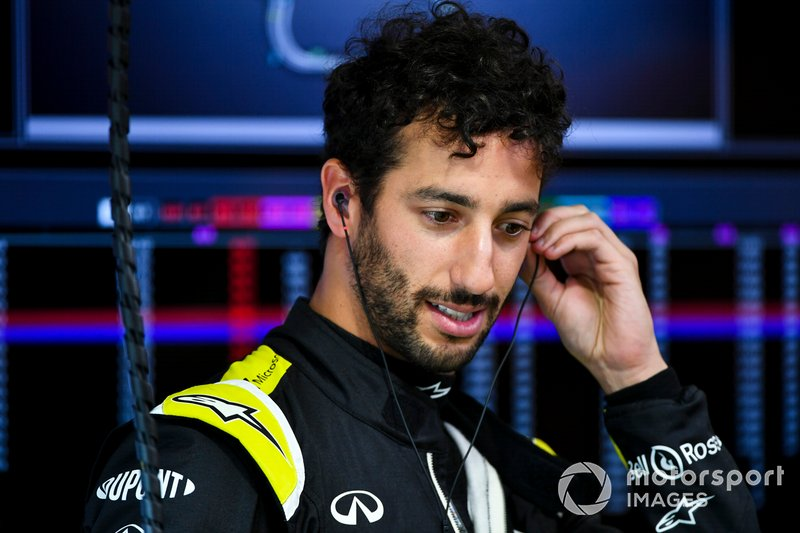 Daniel Ricciardo - Renault F1 Team: 2020