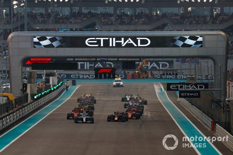 21- GP de Abu Dhabi (29 de noviembre), en Abu Dhabi