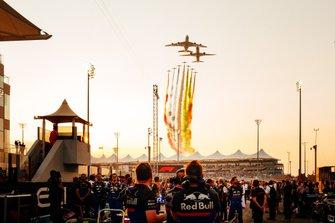 Opening show Abu Dhabi GP