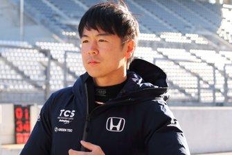 大津弘樹 Hiroki Otsu(TCS NAKAJIMA RACING)