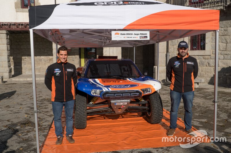 #415 Ruben Gracia, Sergio Peinado, Extreme GPR20