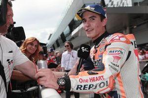 Обладатель поула Марк Маркес, Repsol Honda Team