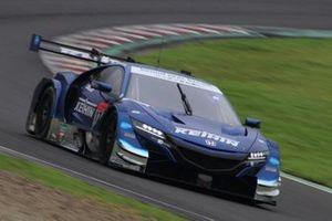 #17 Real Racing Honda NSX-GT: Bertrand Baguette, Koudai Tsukakoshi