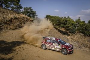 Nasser Al-Attiyah, Matthieu Baumel, Volkswagen Polo R5, FIA ERC, Cyprus Rally