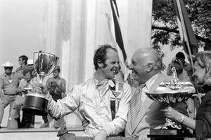 Racewinnaar Peter Gethin, BRM P160