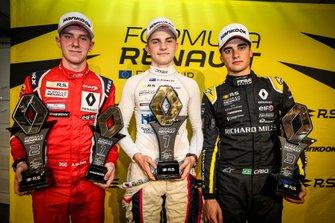 Alex Quinn, Team Arden, Oscar Piastri, R-ACE GP, Caio Collet, R-ACE GP