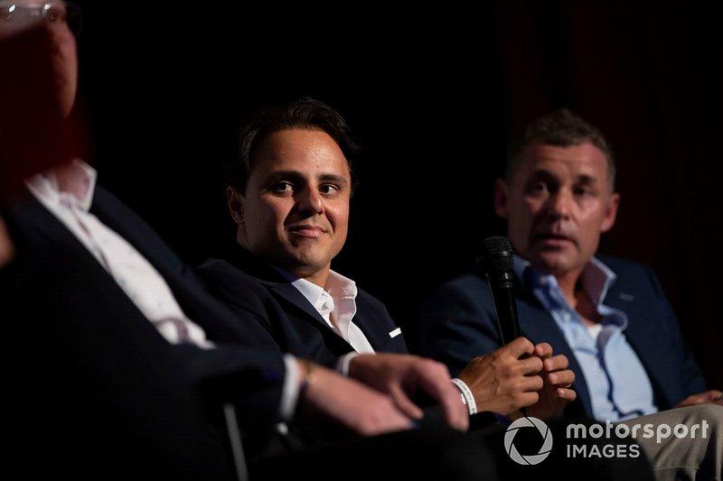 Fora das pistas, Massa ocupa o cargo de presidente da Comissão Mundial de Kart da FIA, ajudando a trazer o Mundial de Kart ao Brasil, mais precisamente a Birigui. Inicialmente o campeonato seria realizado em outubro deste ano, mas como consequência do coronavírus, terá que ser realizado em 2021.