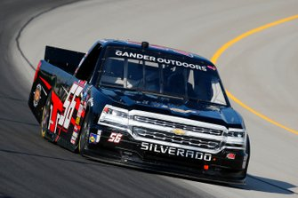 Tyler Hill, Hill Motorsports, Chevrolet Silverado Southern Freight Services