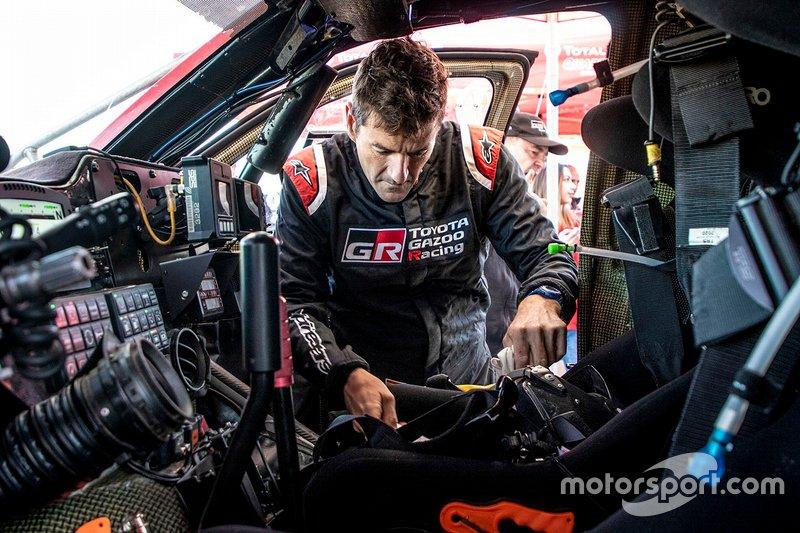 331# Toyota Gazoo Racing Toyota Hilux: Marc Coma