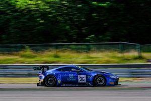 #96 TF Sport Aston Martin Vantage AMR GT3: Mark Farmer, Nicki Thiim