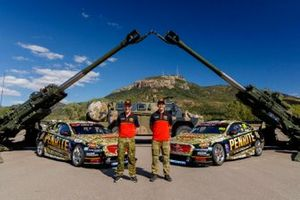 David Reynolds, Erebus Motorsport and Anton de Pasquale, Erebus Motorsport