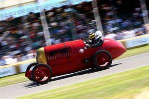La Belva di Torino al Goodwood Festival of Speed