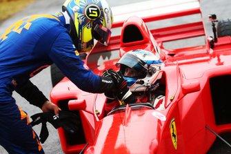 Robbier Kerr, Ferrari