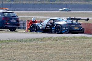 Ferdinand Habsburg, R-Motorsport, Aston Martin Vantage AMR retired