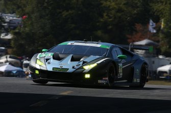 #44 Magnus Racing Lamborghini Huracan GT3: John Potter, Andy Lally, Spencer Pumpelly