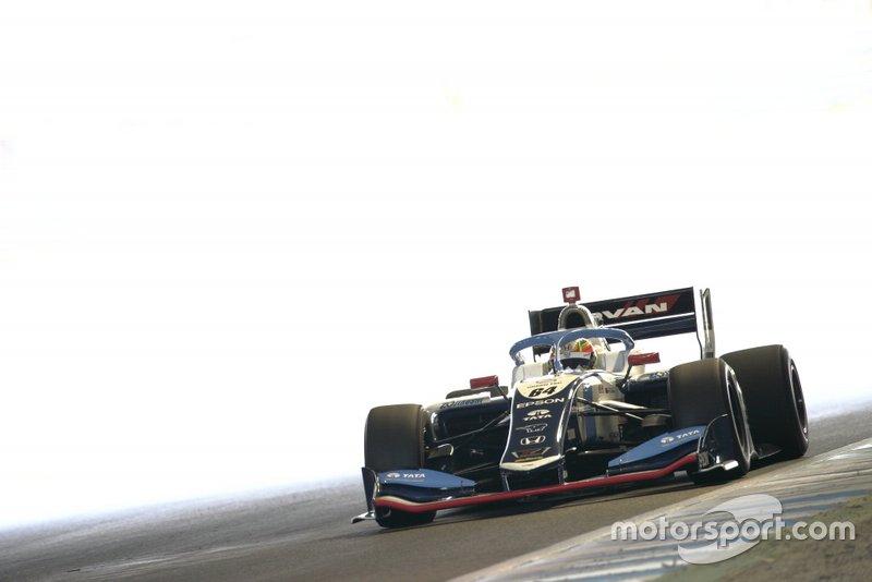 Nakajima Racing, TCS NAKAJIMA RACING
