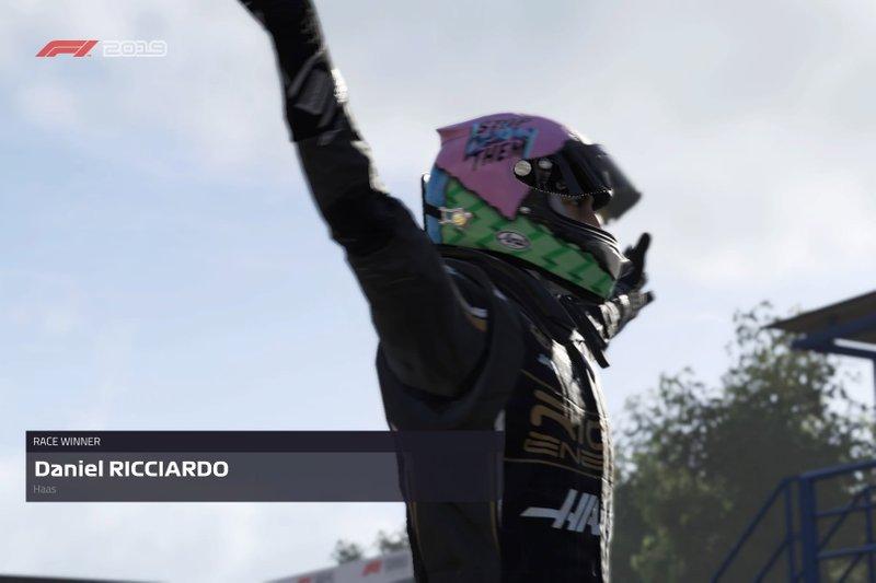 Imagen del F1 2019