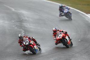 Ryuichi Kiyonari, Honda WSBK Team, Michael Ruben Rinaldi, Barni Racing Team, Marco Melandri, GRT Yamaha WorldSBK