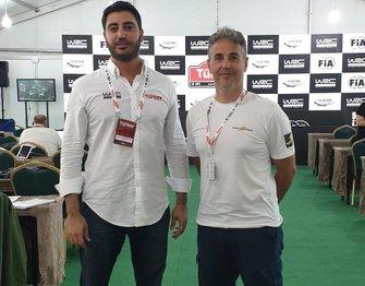 Cihangir Perperik, Motorsport.com Türkiye Direktörü, Eren Üçlertoprağı, TOSFED Başkanı